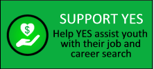 Support YES |  Help YES assist youth with their job and career search