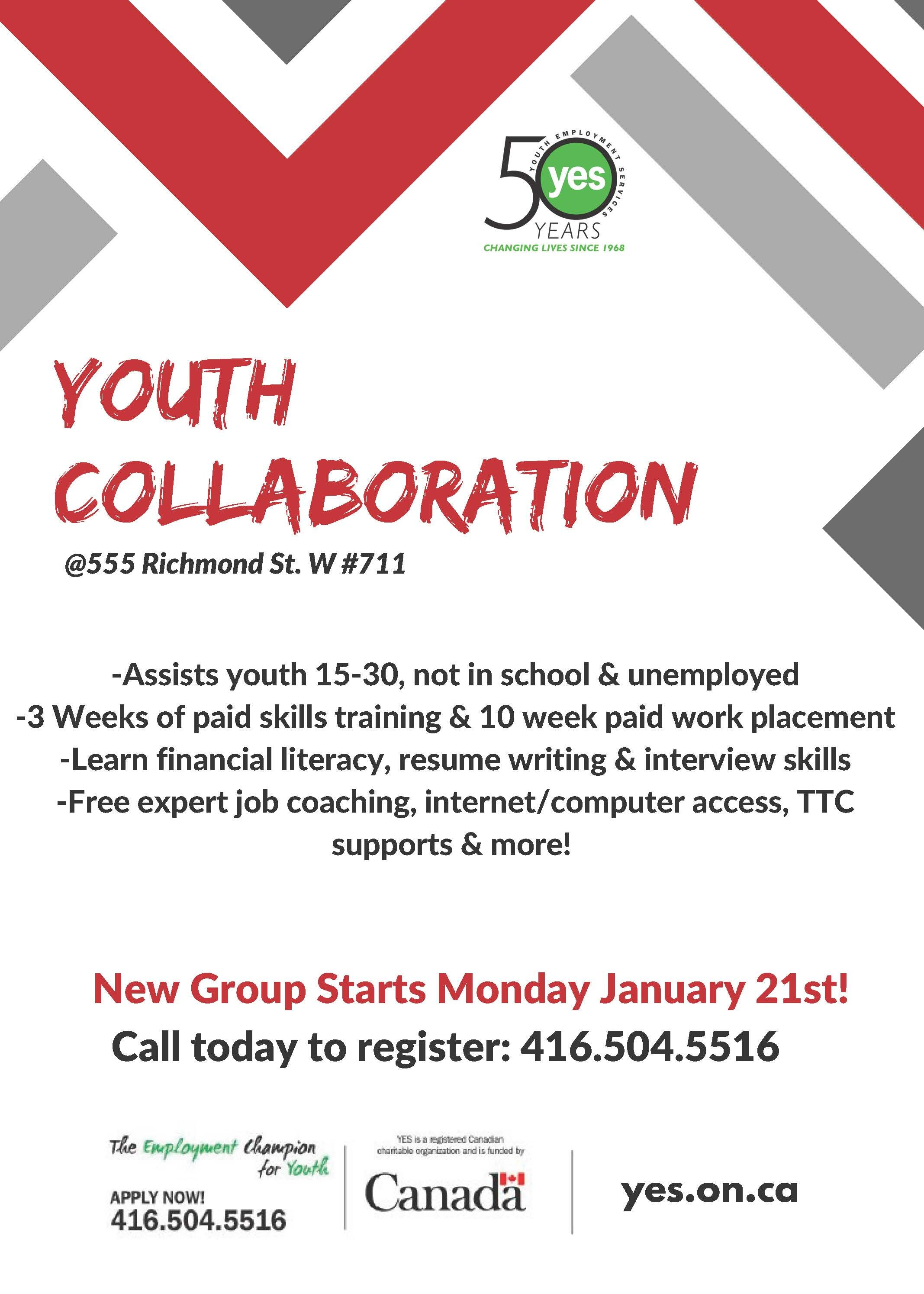 Youth Collaboration