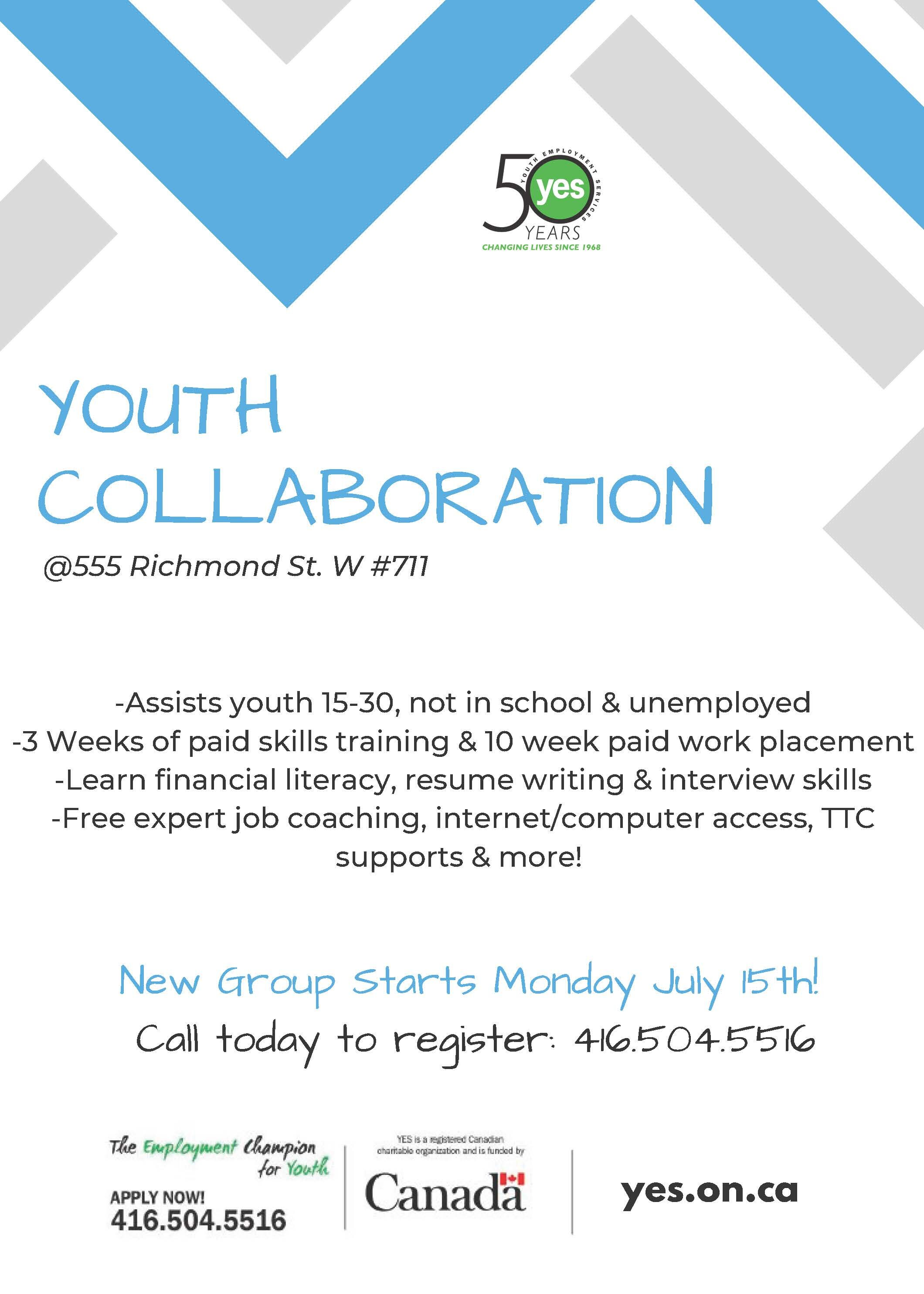 Youth Collaboration @ YES